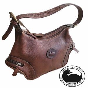 Dooney & Bourke unique vintage shoulder bag